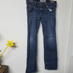🦃SALE🦃 Hollister Venice boot jeans size 5 Short